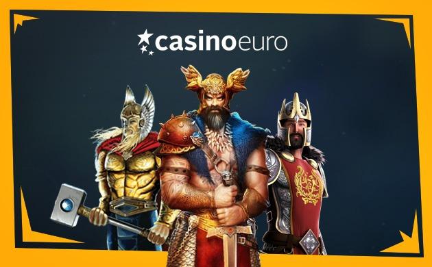 CasinoEuro höga vinstchanser
