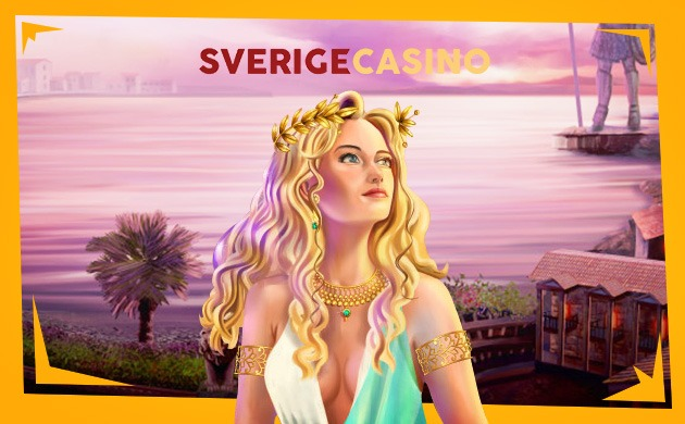 SverigeCasino nytt svenskt casino på nätet med casinobonus