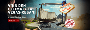 Vinn Las Vegas-resa hos Betsafe