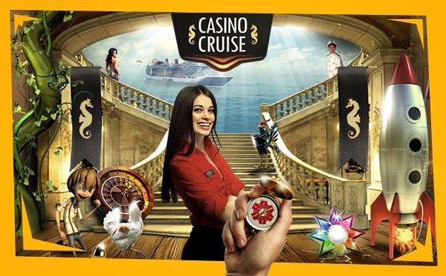 CasinoCruise exklusiva casinovinster