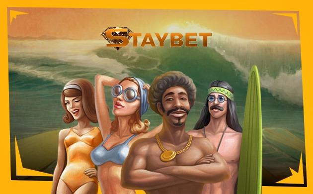 Spela hos Staybet casino på nätet