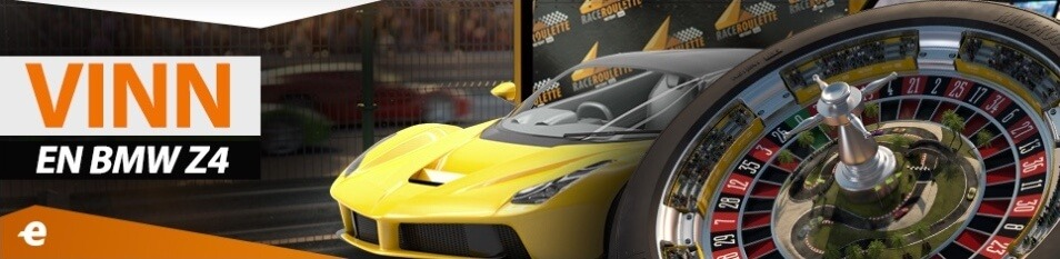 Expekt tävling vinn en BMW Z4