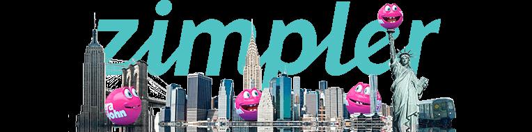 Vera & John res till New York med Zimpler