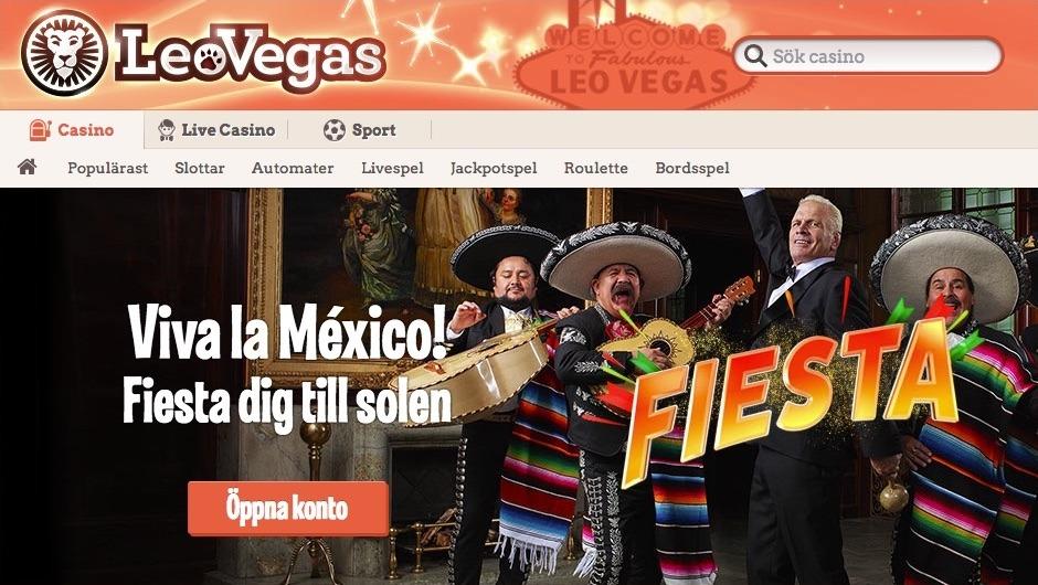 LeoVegas vinn lyxresa till Mexico