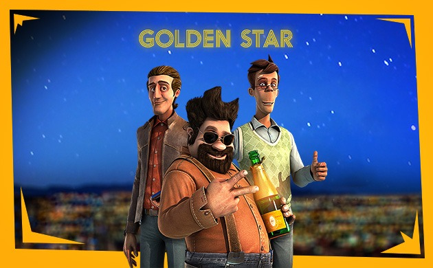 Golden Star Casino online