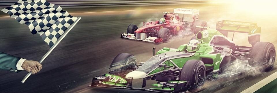 Tävla om biljetter till Barcelona för F1 final hos Mr Green