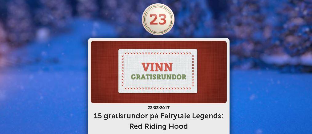 Vinn gratisrundor hos Casinostugan med dagens erbjudande