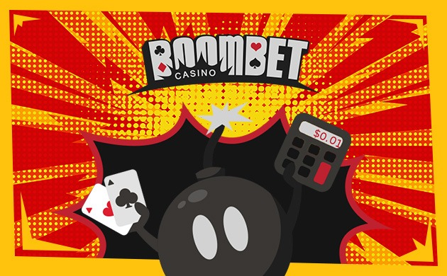 Spela med bonuspå BoomBet