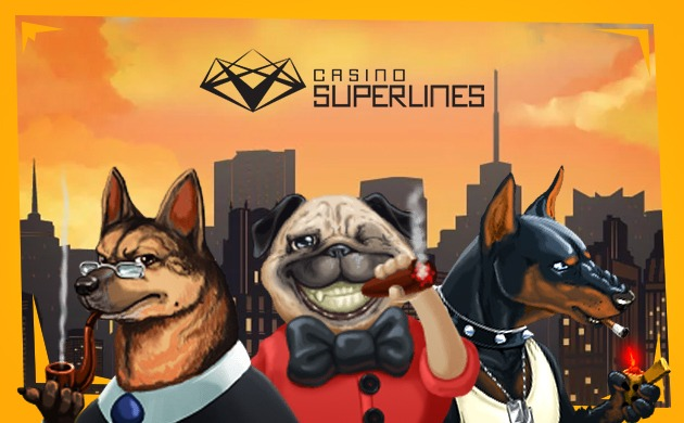 Testa på Casino Superlines