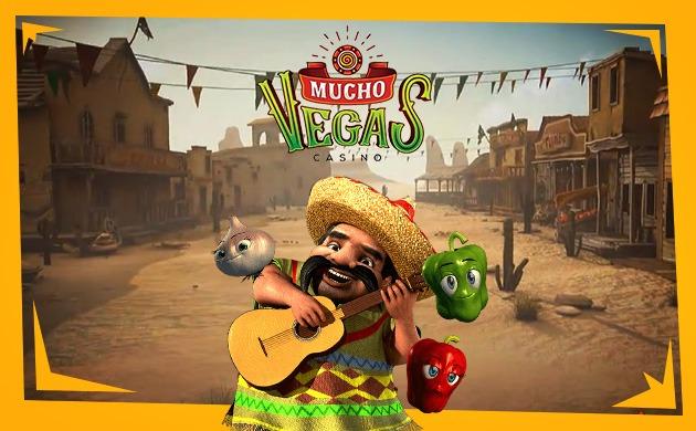 Vinn gratis hos Mucho Vegas