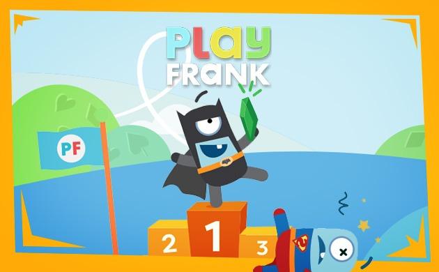 Slots och casinospel finnsi mängder hos PlayFrank
