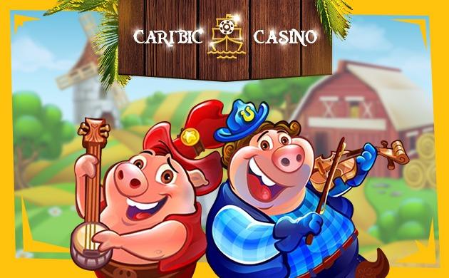 Caribic Casino Banner