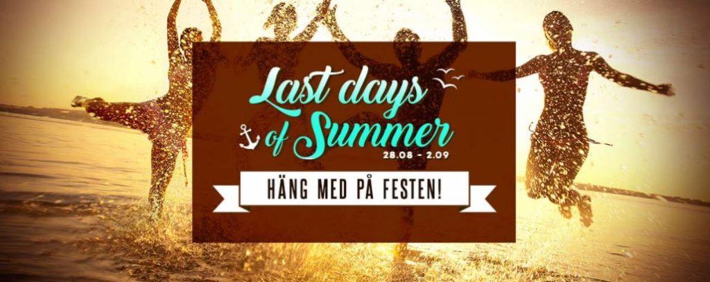 Shadowbet last days of summer free spins kampanj