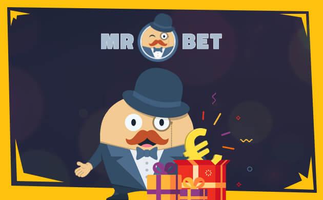 Mr.Bet casino banner