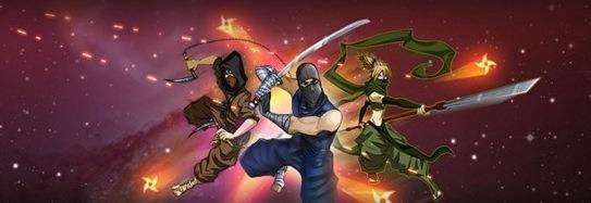 Tävla med NinjaCasino och vinn casino bonusar