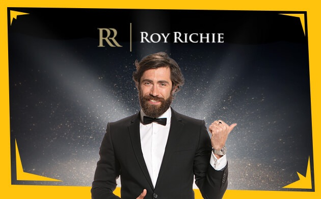 RoyRichie casino banner