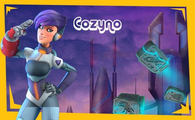 Cozyno casino banner
