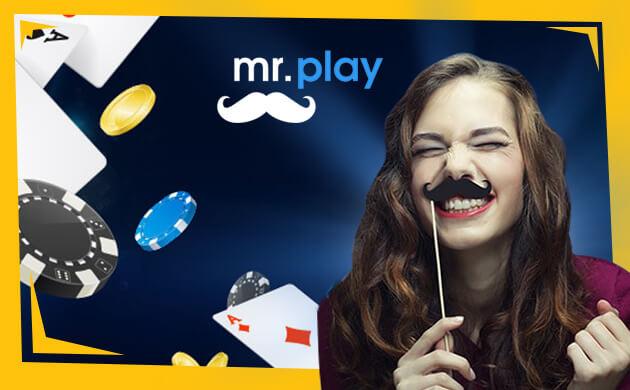 Mr Play casino banner
