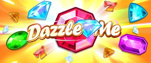 spela på dazzle me slot