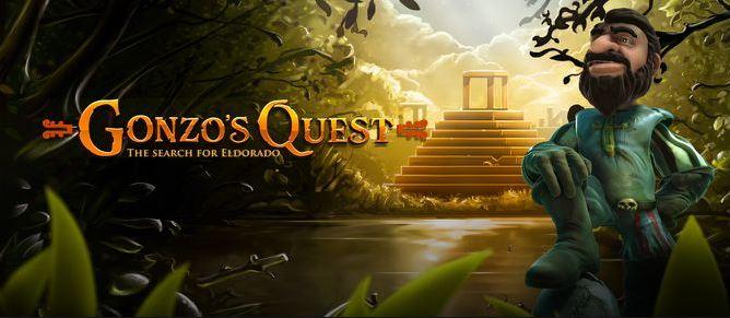 spela på gonzos quest slot