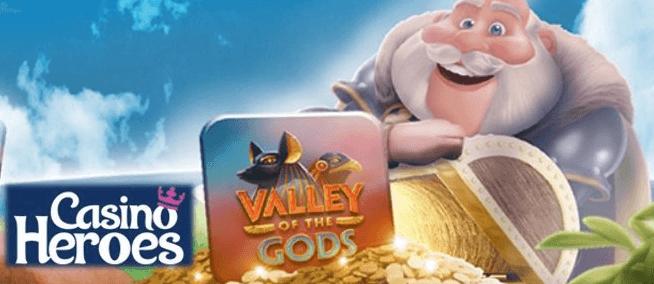 Spela i utvalda slots mellan 28/2 och 4/3, vinn jackpot på 10 000 euro