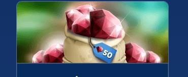 Sätt in pengar på CasinoHeroes och få Rubies