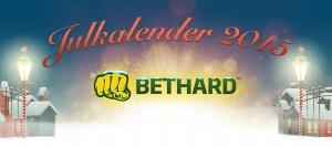 Julkalender 2015 hos BetHard